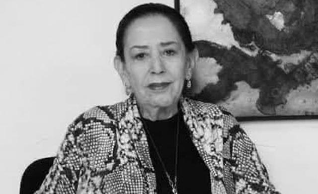 Murió María Elena Chapa, impulsora de la equidad de género