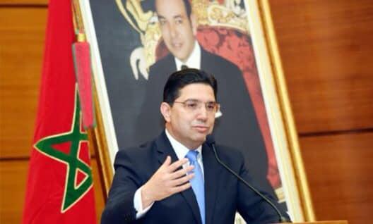 """بوريطة لـ""""أمنستي"""" : المغرب لا يمكنه قبول الادعاءات الواردة في هذا التقرير بدون أدلة واضحة✍️👇👇👇"""