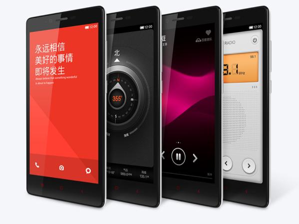 HP Android Xiaomi Redmi 1S