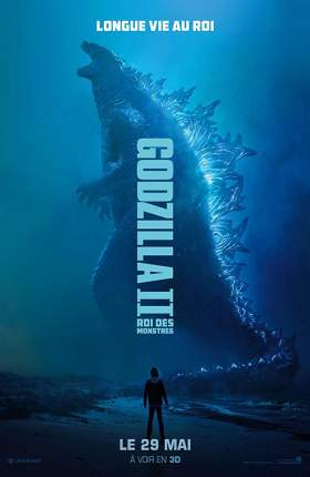 Godzilla King of the Monsters 2019 Dual Audio Hindi 350MB HDCAM 480p