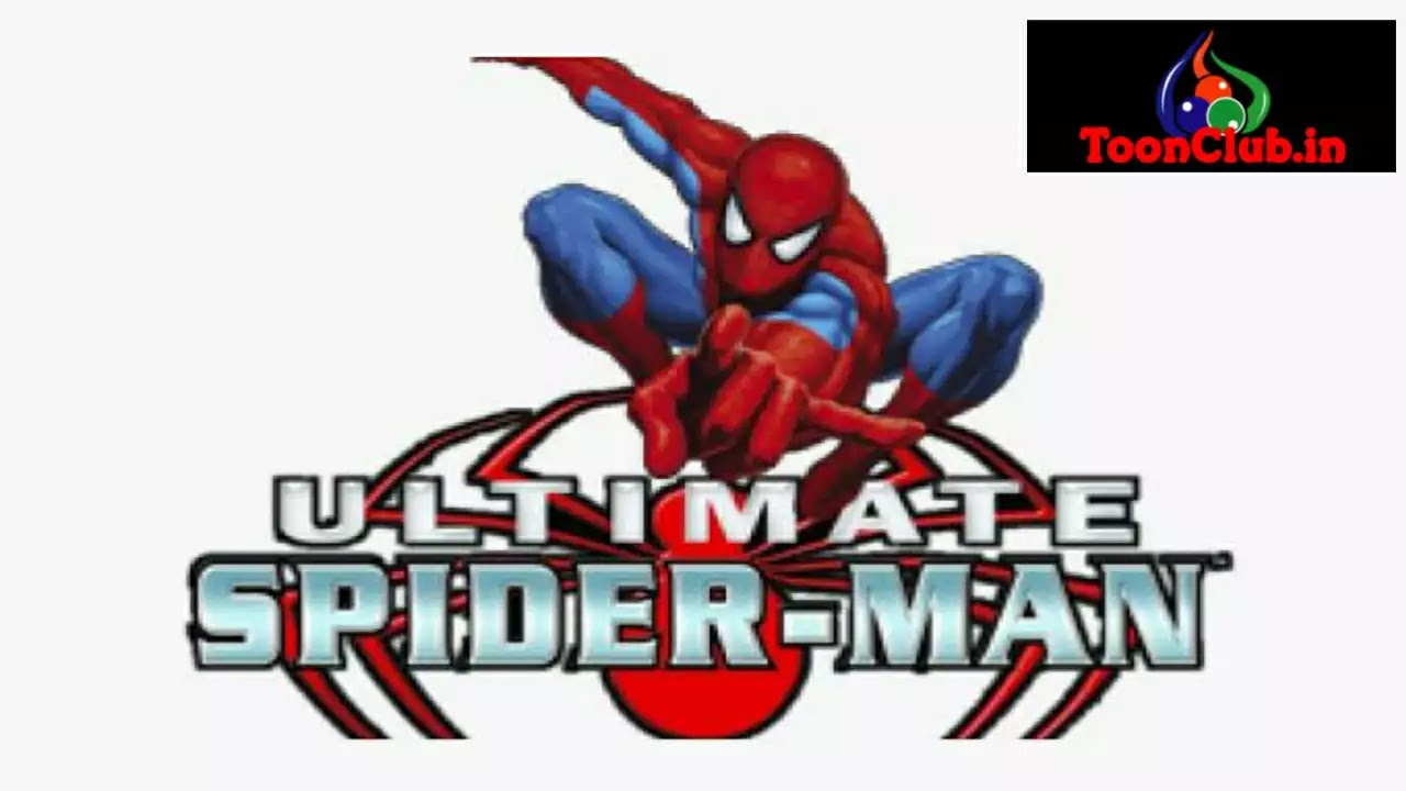 Ultimate Spider-Man Animation Series In Hindi Dubbed Free Download