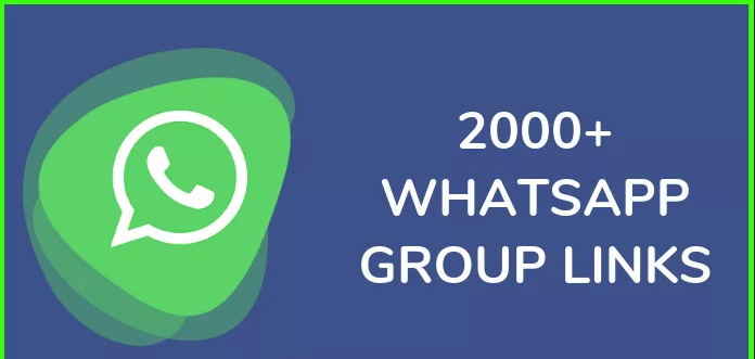 2000+ Whatsapp Group Link With Join Links 2019 (Active)
