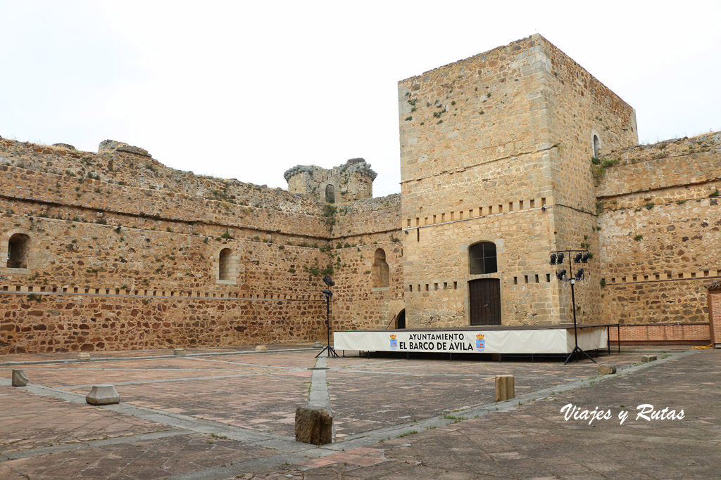 Castillo de Valdecorneja, El Barco de Ávila
