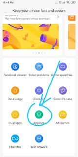 cara mengunci aplikasi pada smartphone
