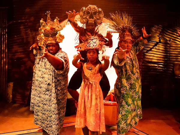 Once on This Island, Southwark Playhouse | Review