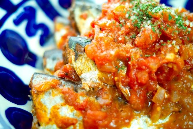 骨までやわらか!ホットクックでいわしのトマト煮を作る - oishio活用法
