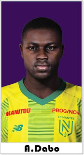 PES 2021 Faces Abdoulaye Dabo by Shaft