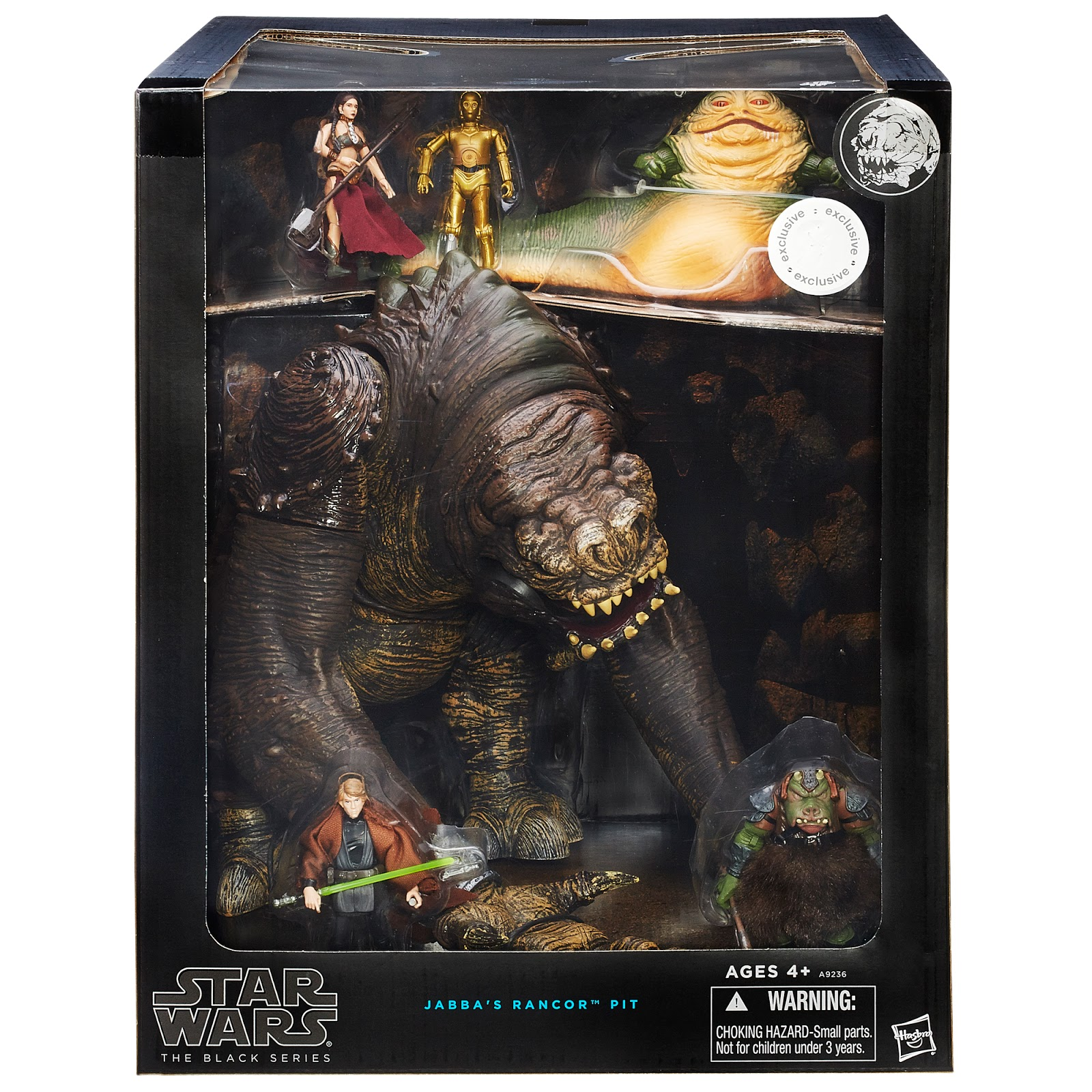 The Blot Says Sdcc 15 Exclusive Star Wars Black Series Jabba S