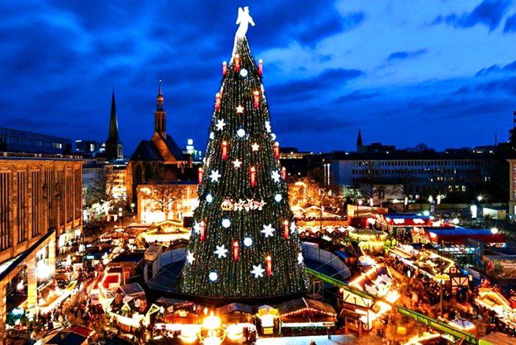 En uzun Noel ağacı, 2017 yılında Guinness Rekorlar Kitabı tarafından belirlendi.