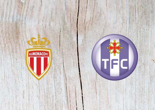 Monaco vs Toulouse - Highlights 2 February 2019