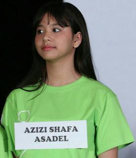 Azizi Asadel JKT48 mau graduate gan! Zee mengapa ya?