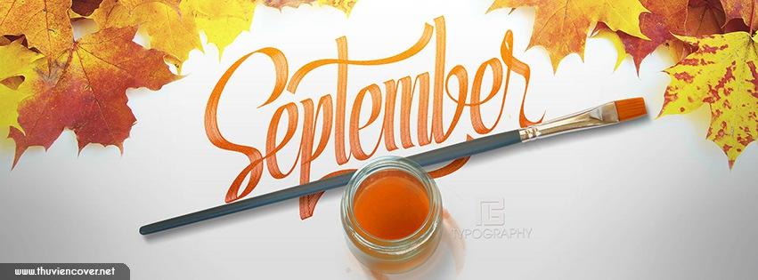 Tổng hợp các ảnh bìa tháng 9 đẹp