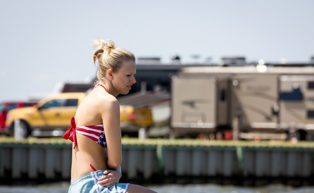 Outer Banks Girl