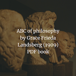 ABC of philosophy