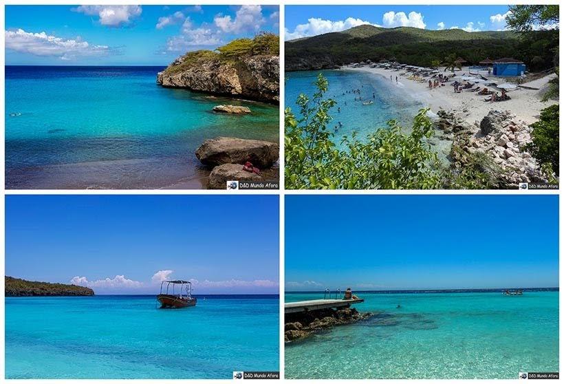 Roteiro de 8 dias no cruzeiro pelo Caribe  - Praias de Curaçao