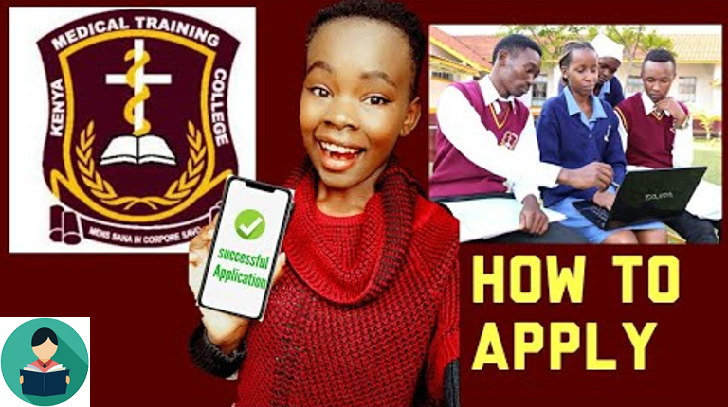 How to Apply KMTC Courses Online