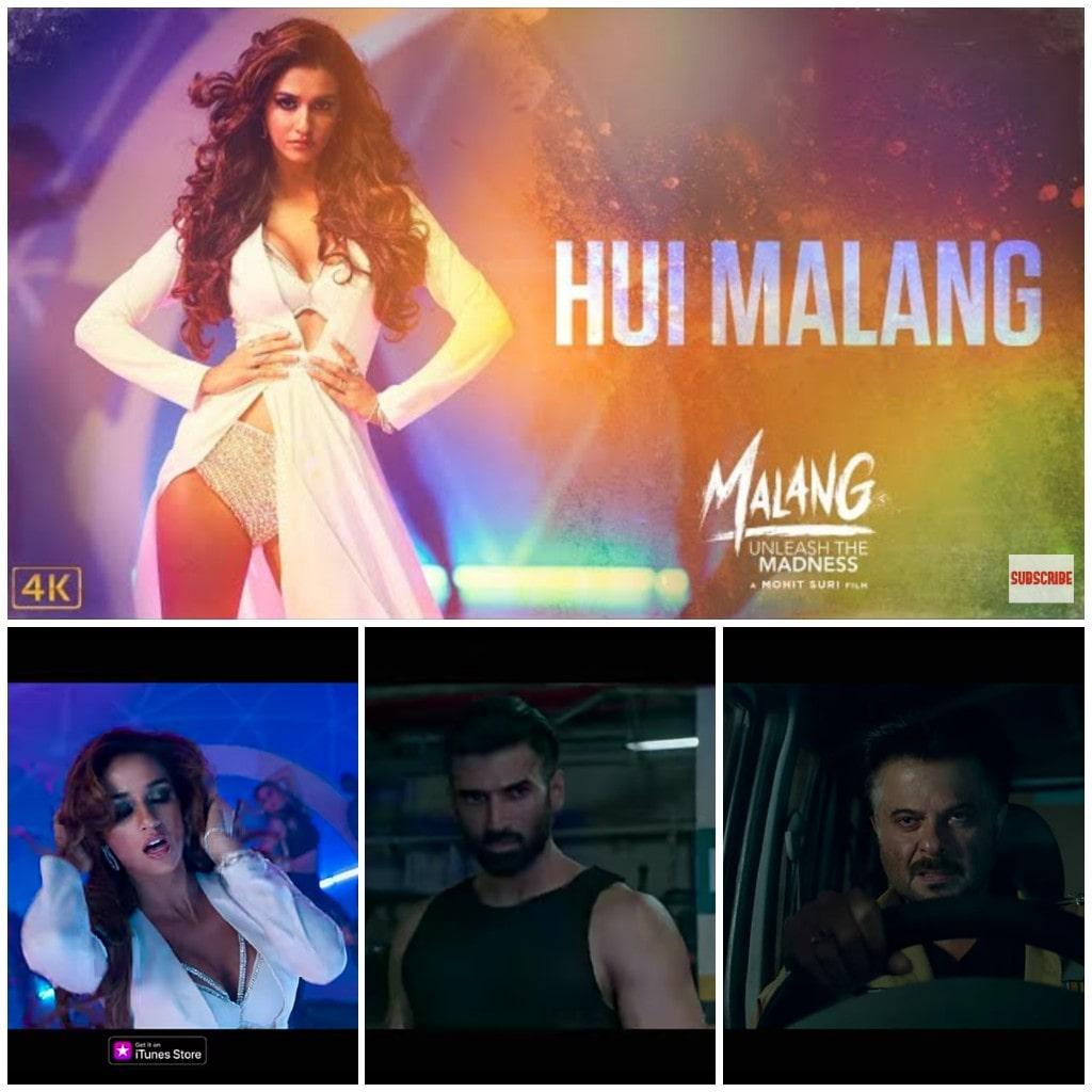 Hui Malang Song Lyrics Hindi And English Malang