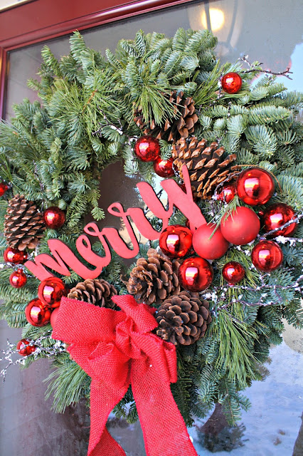 Lynch Creek Farm wreath