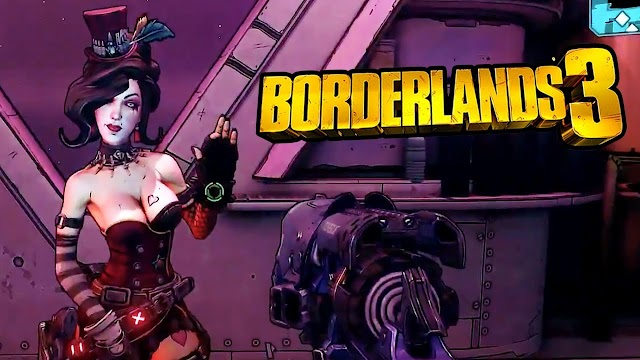 The new Borderlands 3 is here and I can not breathe, it's perfect