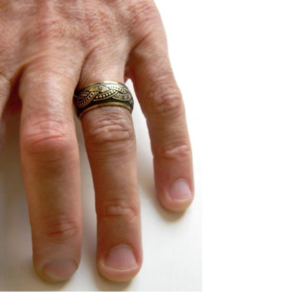 купить бронзовое кольцо латунные украшения глюкоморье симферополь