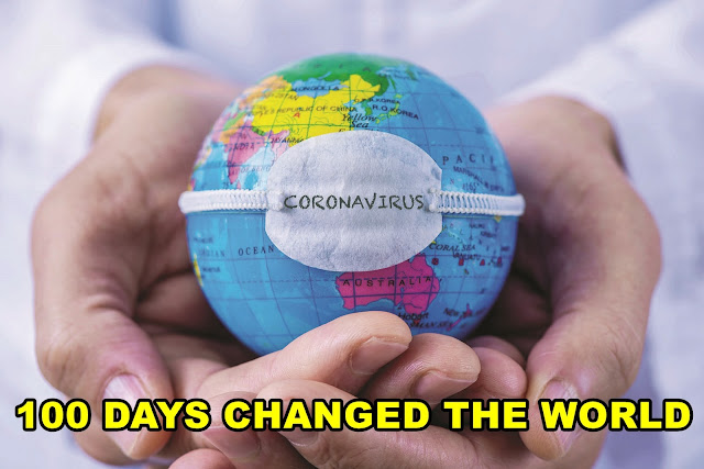 TIMELINE: Coronavirus.. The 100 days that changed the world