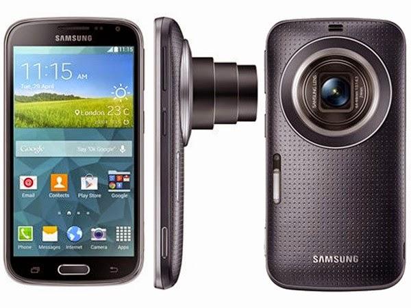 Harga Samsung Galaxy K Zoom SM-C111 Terbaru
