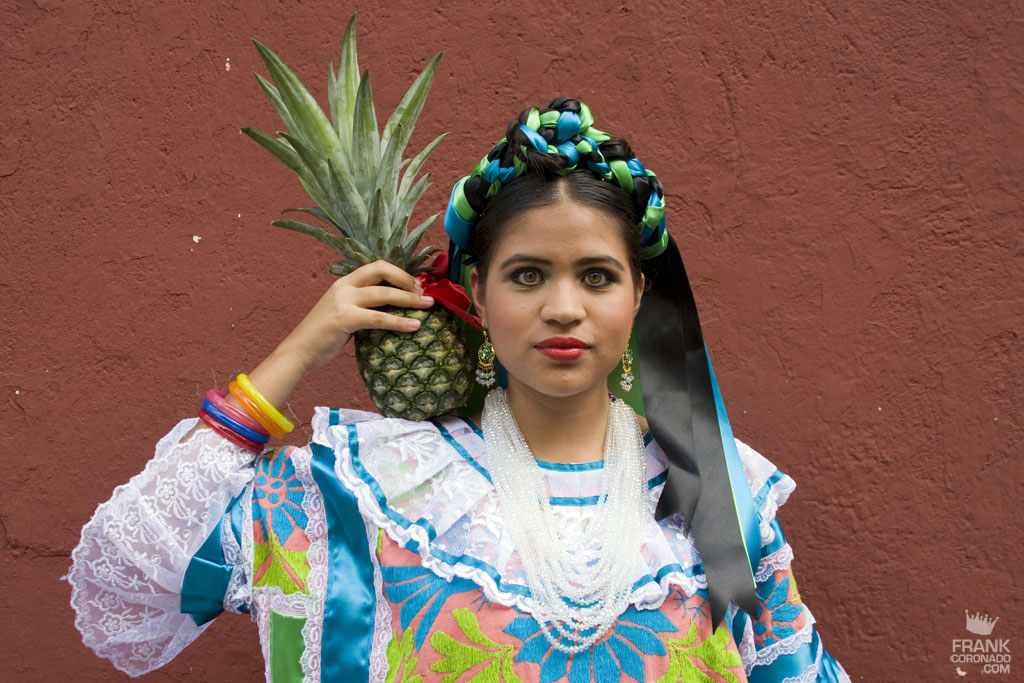 mujer de San Juan Bautista Tuxtepec oaxaca