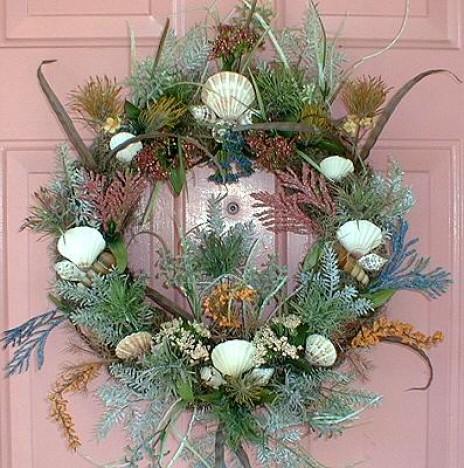 Blog di cinzia bois decorare la casa con le conchiglie se for Decorazioni con conchiglie