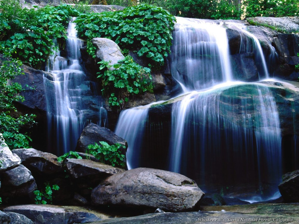 Top ten waterfalls famous waterfll wallpapers waterfalls - Waterfalls desktop wallpaper forest falls ...