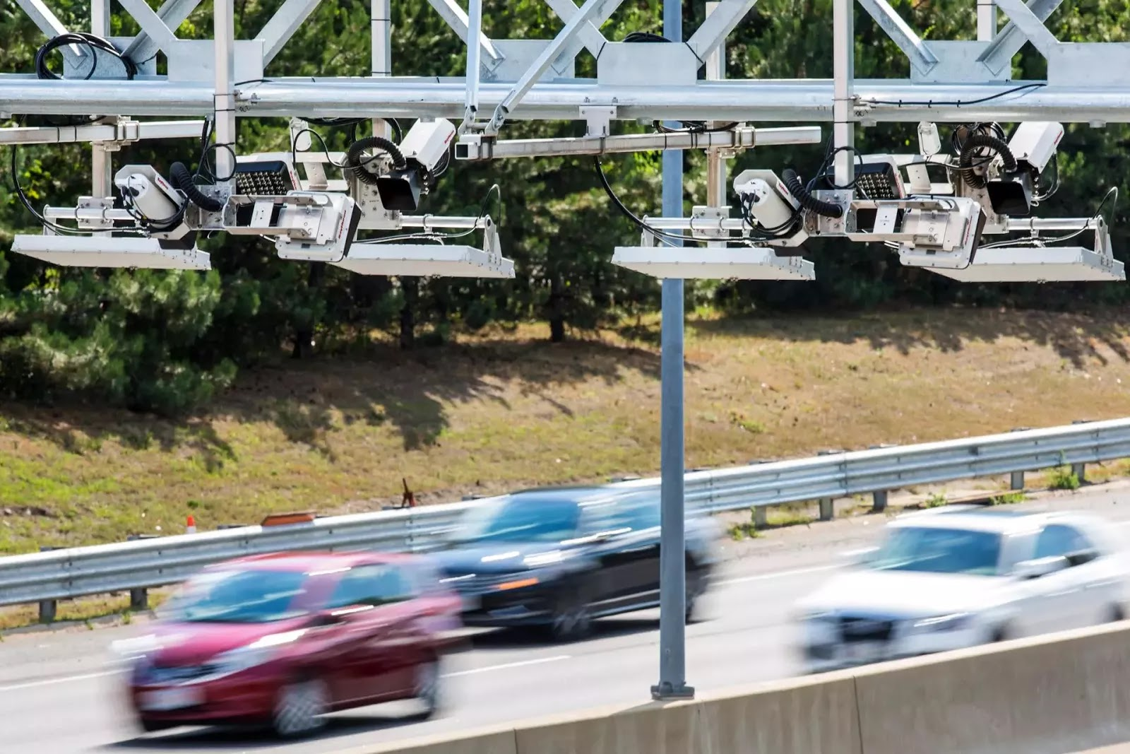Pay-By-Plate, bridge and tunnel surveillance cameras, spy on ...