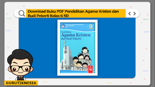 download ebook pdf  buku digital pendidikan agama kristen kelas 6 sd