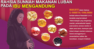 LUBAN Makanan Sihat Ibu Mengandung