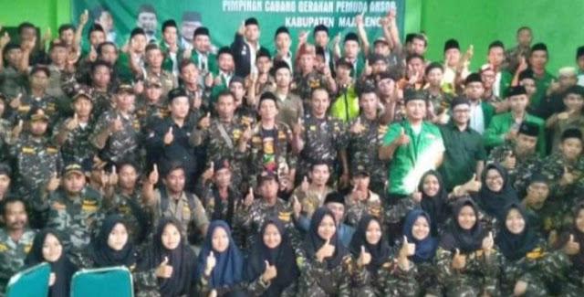 GP Ansor dan Banser Waspadai Munculnya Atribut Organisasi Terlarang