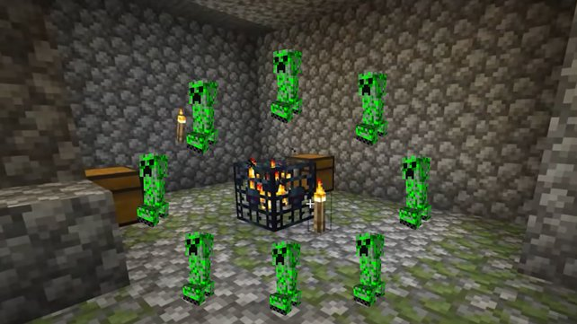 Minecraft | Can spawners be dismantled?
