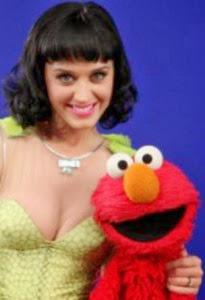 Katy Perry Sesame Street