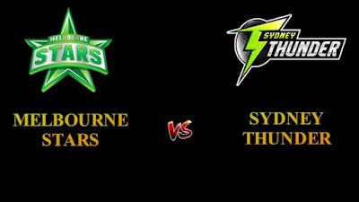 BBL 2019-20 STA vs THU 28th T20I Match