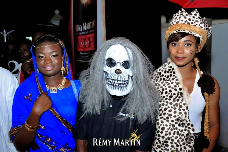 z1 Pics from all the scary fun at The Club With Remy Halloween edition