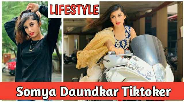 Somya Daundkar (TikTok Star) - Bio, Age, Height, Lifestyle, Income