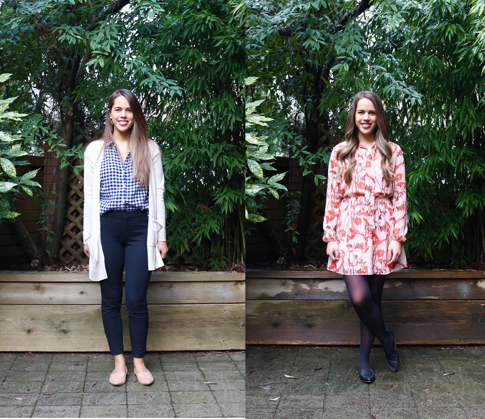Jules in Flats - March Work Outfits (Business Casual Workwear on a Budget)