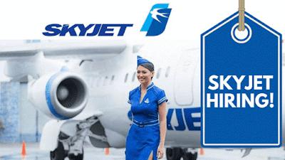 Skyjet Hiring 2016 - 2017