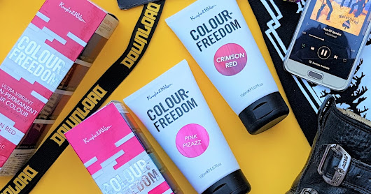 Hair | Live Colourful With Colour Freedom