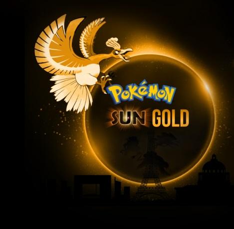 Pokemon Sun Gold