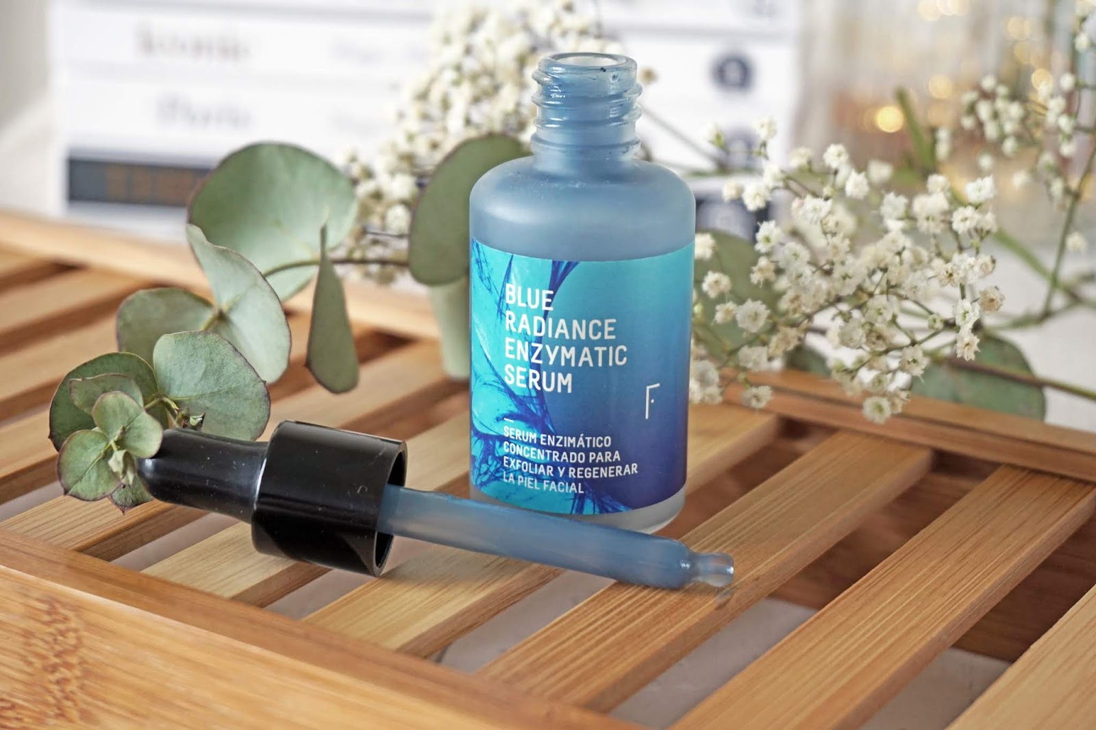 Freshly Cosmetics Blue Radiance Enzymatic Serum