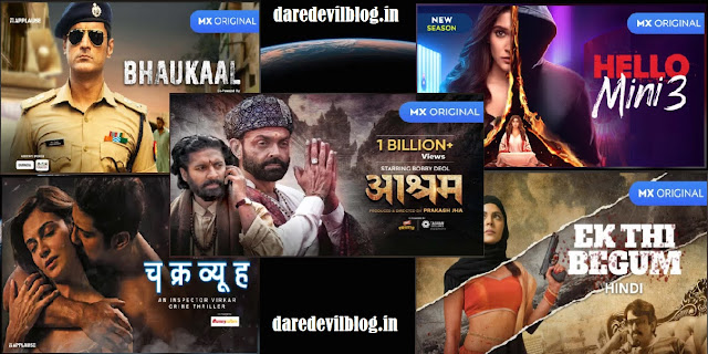 Top 5 Web series, Which best web series streaming on MX player [Must Watch 2021],Movies/ Web Series,
