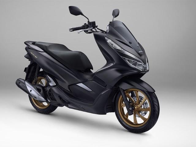 Ini Pilihan Warna, Fitur, dan Harga Terbaru Honda PCX Tahun 2020