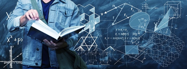 Science, logic, and math are not possible in a consistent atheistic worldview. They are only possible through biblical creation.