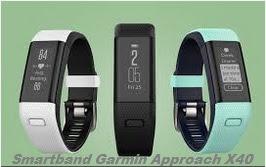 Smartband Garmin da Golf