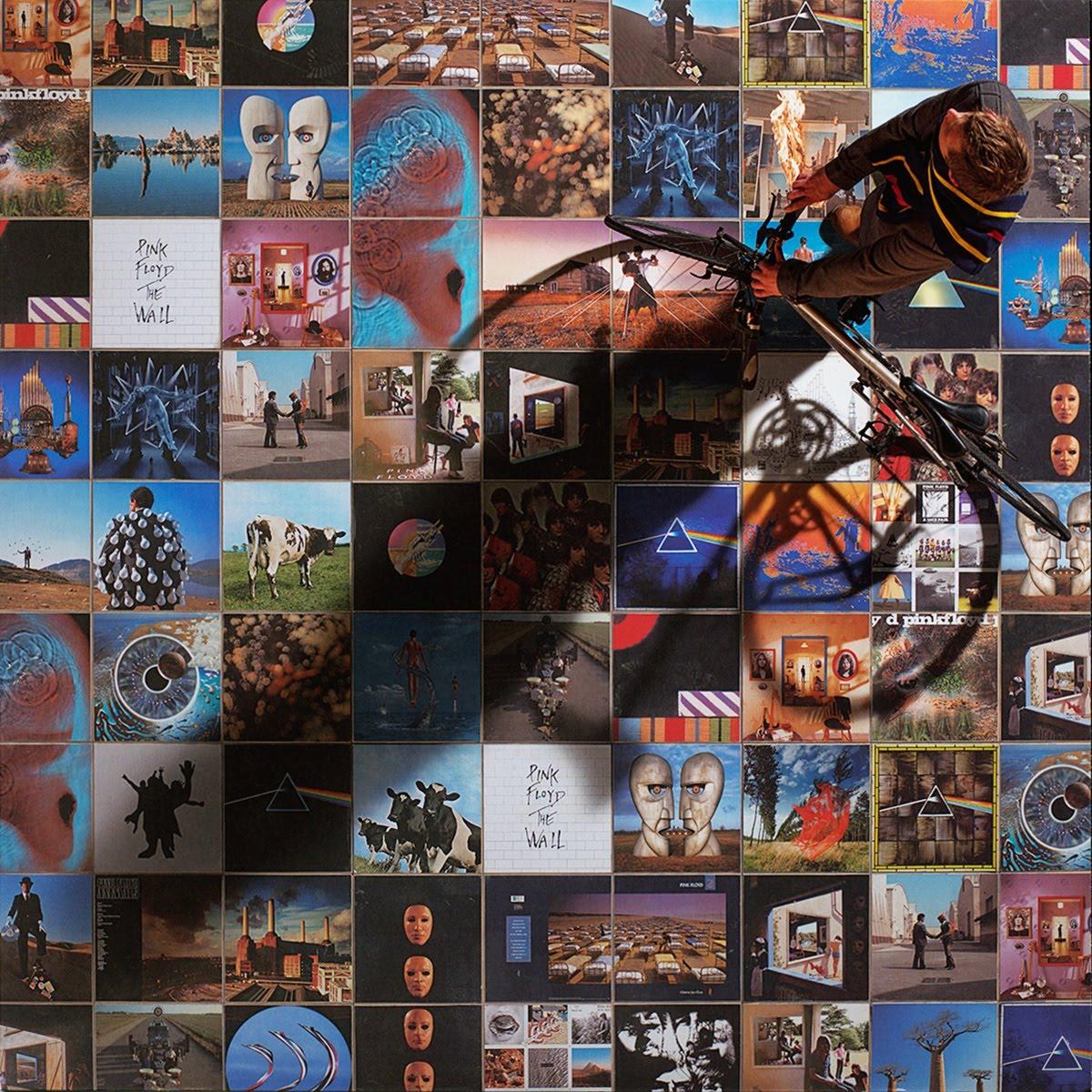 A Foot In The Door Vinyl The Best Of Pink Floyd