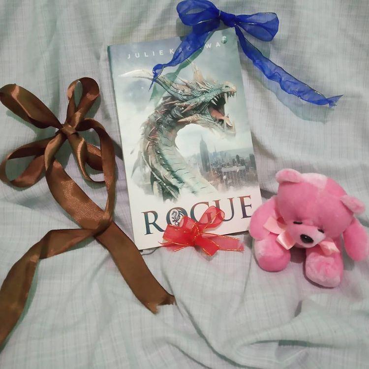 Review Buku : Rogue