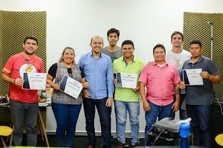 Profissionais de comunicação e assessores participam do primeiro curso de marketing político do Vale do Pindaré